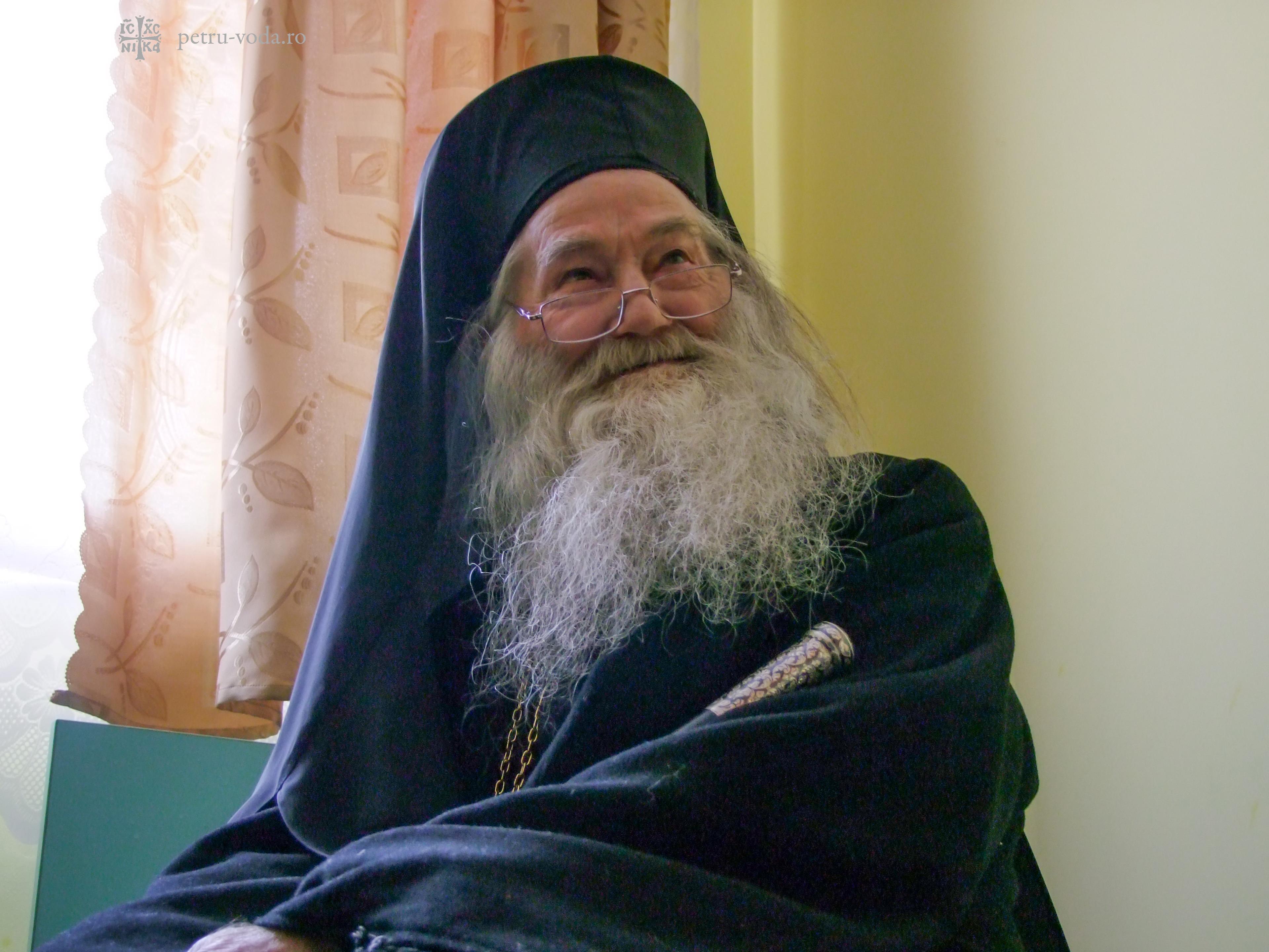 Părintele Justin Pârvu despre drumul spre sfinţenie