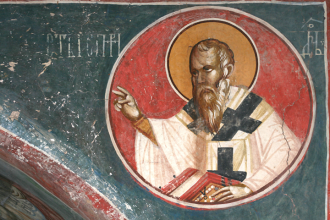Spre aducere aminte: 12 Noiembrie 1716 – Sfîntul Ierarh Spiridon îi ruşinează pe papistaşi