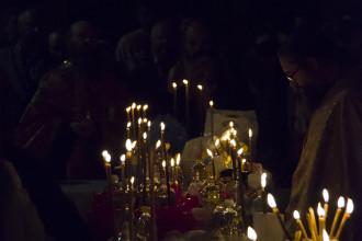 Cuvînt cu putere al Prea Sfinţitului Ignatie Trif la Mănăstirea Petru Vodă