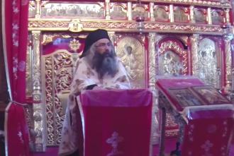 Două predici ale ieroschimonahului Ioan Şişmanian
