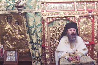 Părintele Hariton Negrea – Bogăţia unui neam este sfinţenia lui