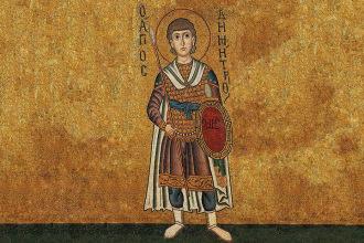 Monahul Filotheu – Cuvînt despre demonizaţii din Gadara şi Sfîntul Mucenic Dimitrie