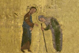 Ierom. Leonid – Cuvînt despre vindecarea femeii gîrbove şi Sfînta Muceniţă Filofteia