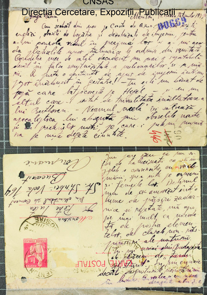 Emil.Cioran.catre.Petre.Tutea.1939.04.07.3.187-8