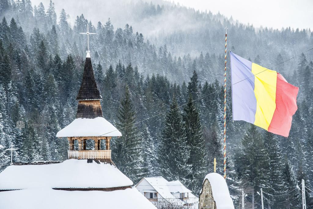 Mănăstirea Petru Vodă - Boboteaza 2015.2