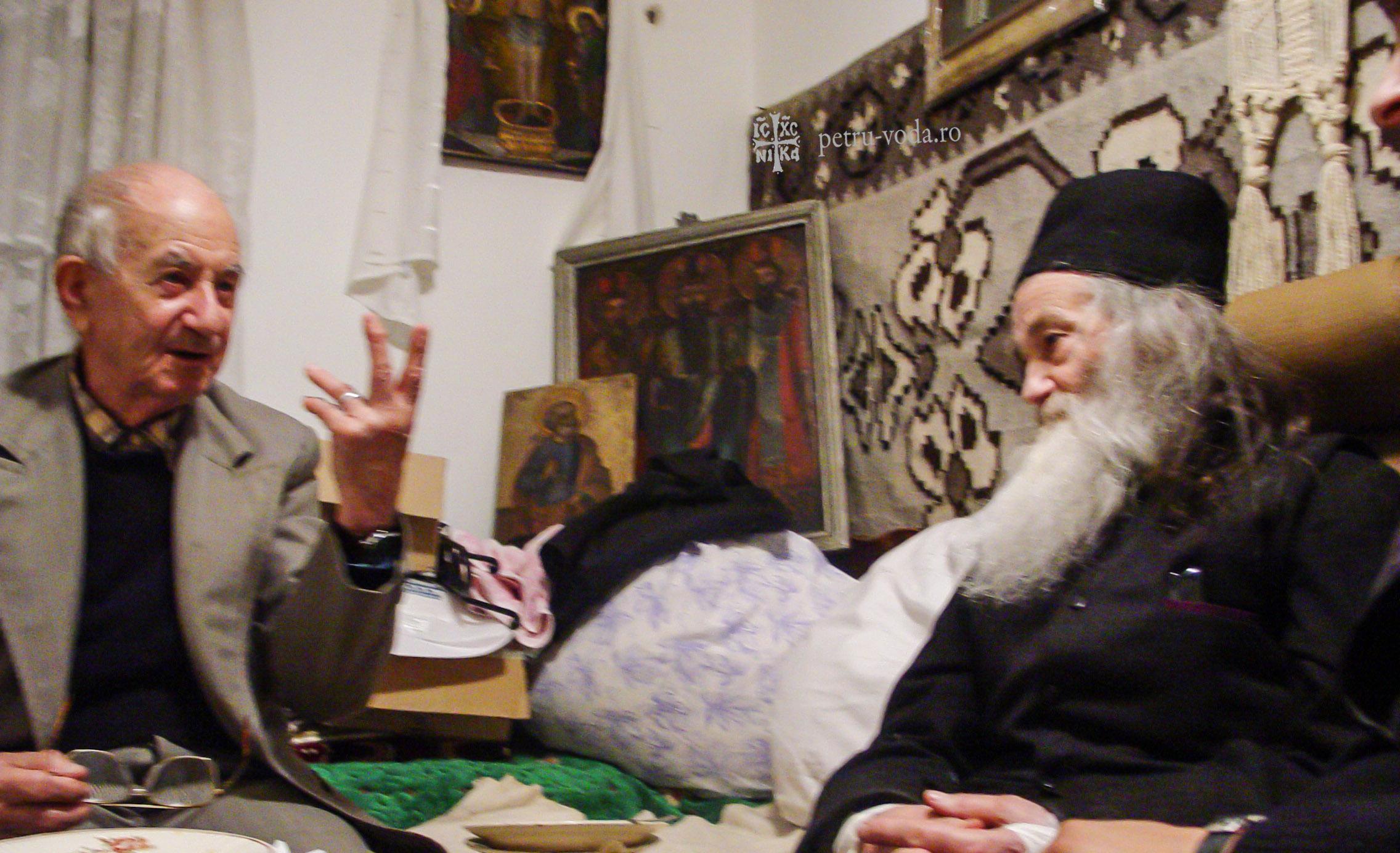 Părintele Justin despre Monahul Atanasie Ştefănescu