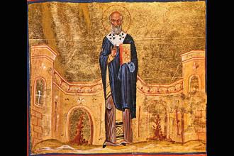 Sfîntul Grigorie Teologul împotriva înnoirilor din Biserică