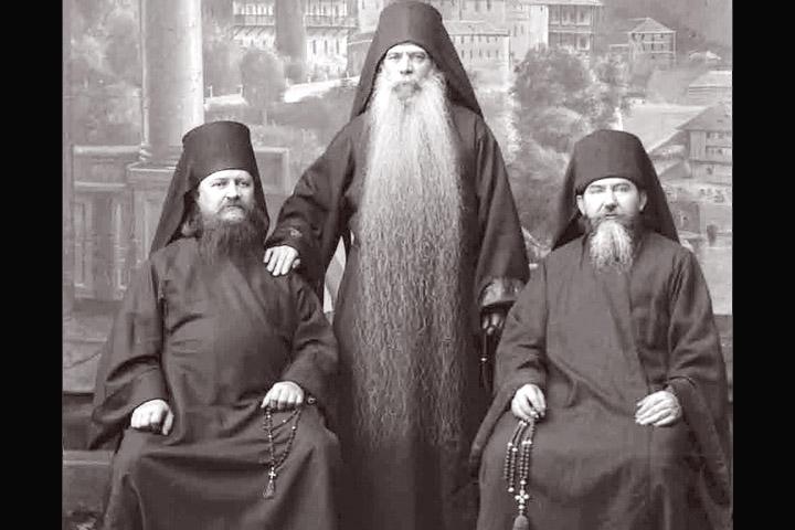 Duhovnicii Rusiei despre card