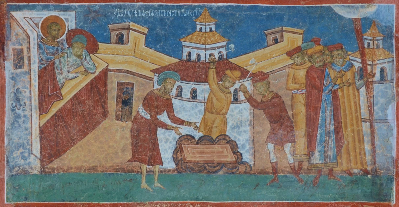 Sf.Ioan.cel.Nou.Voronet.a.1547.papistasul.incearca.sa.fure.moastele
