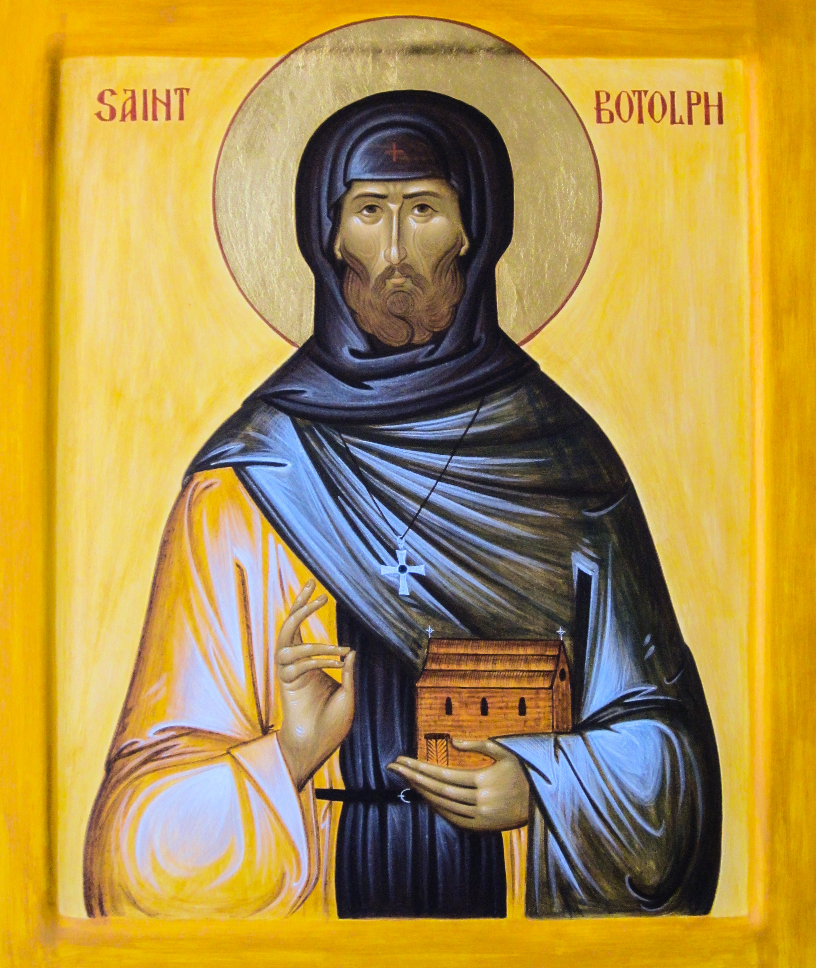 St. Botolph of Iken (sec. VII)