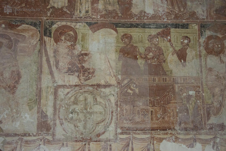 blazonul.cnejilor.Cîndea.sec.13.păstrat.în.interiorul.frescei.de.sec.15.Haţeg_DSC6078