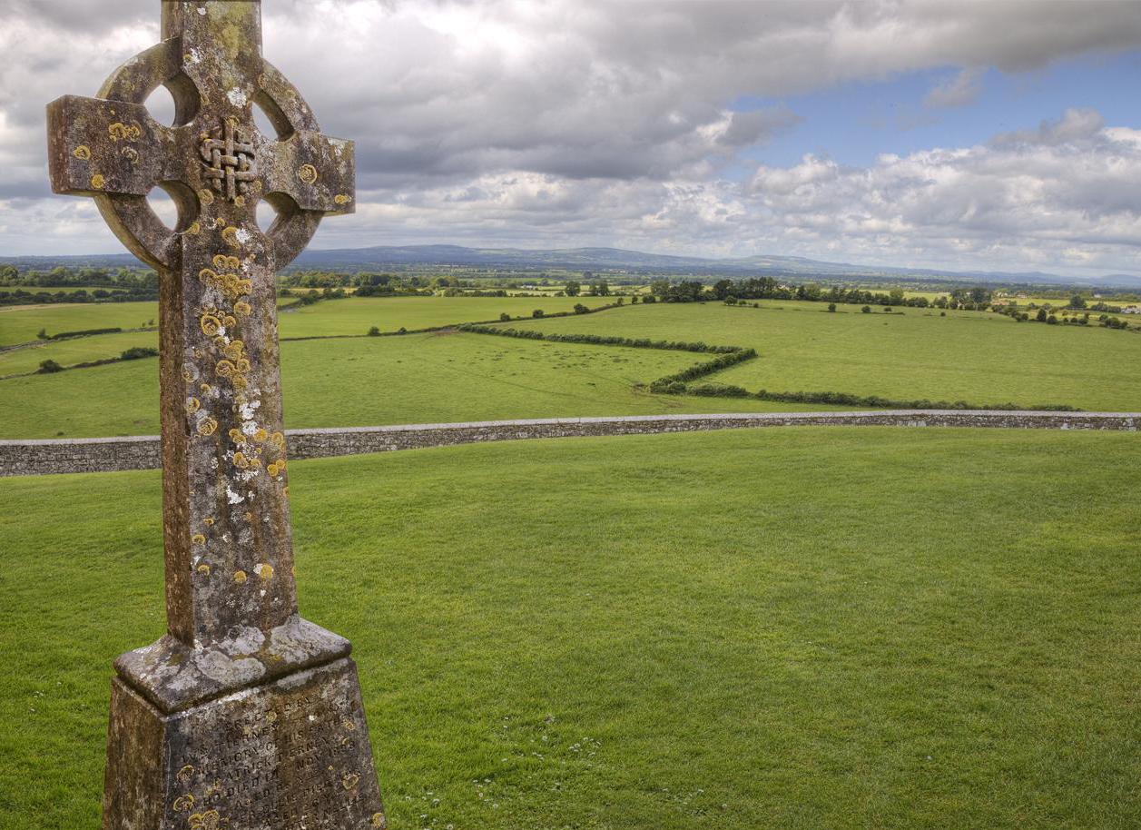 cruce celtică