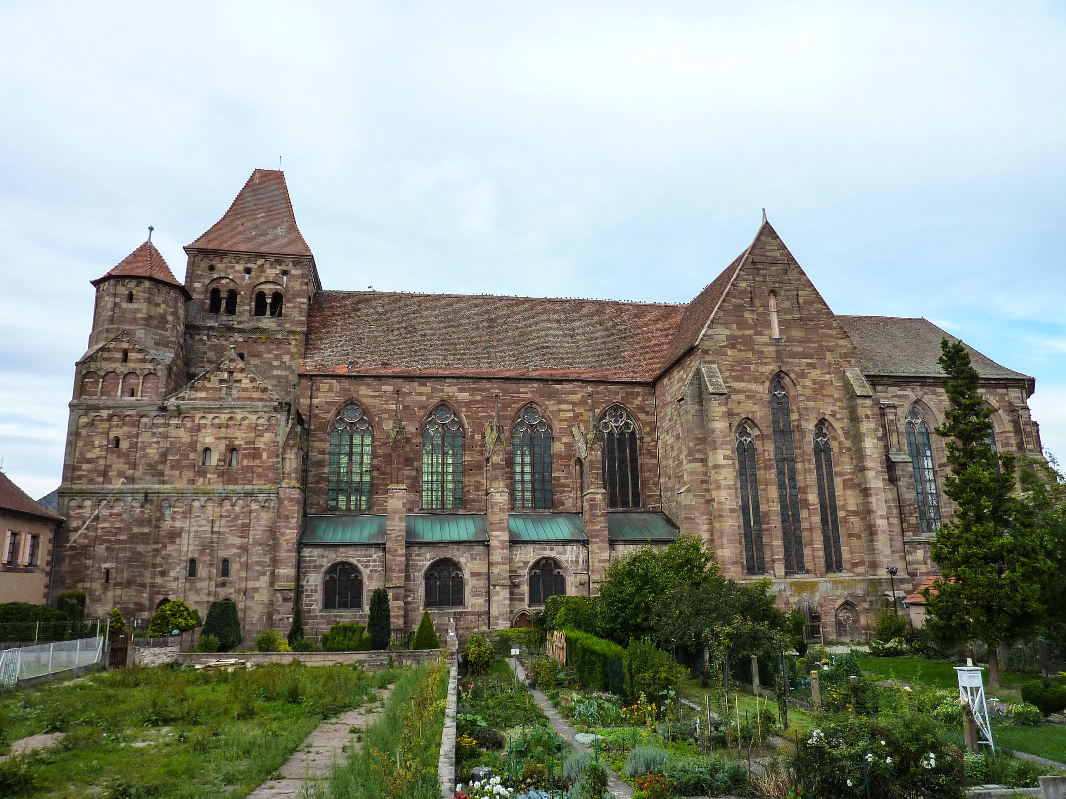 mănăstirea Marmoutier