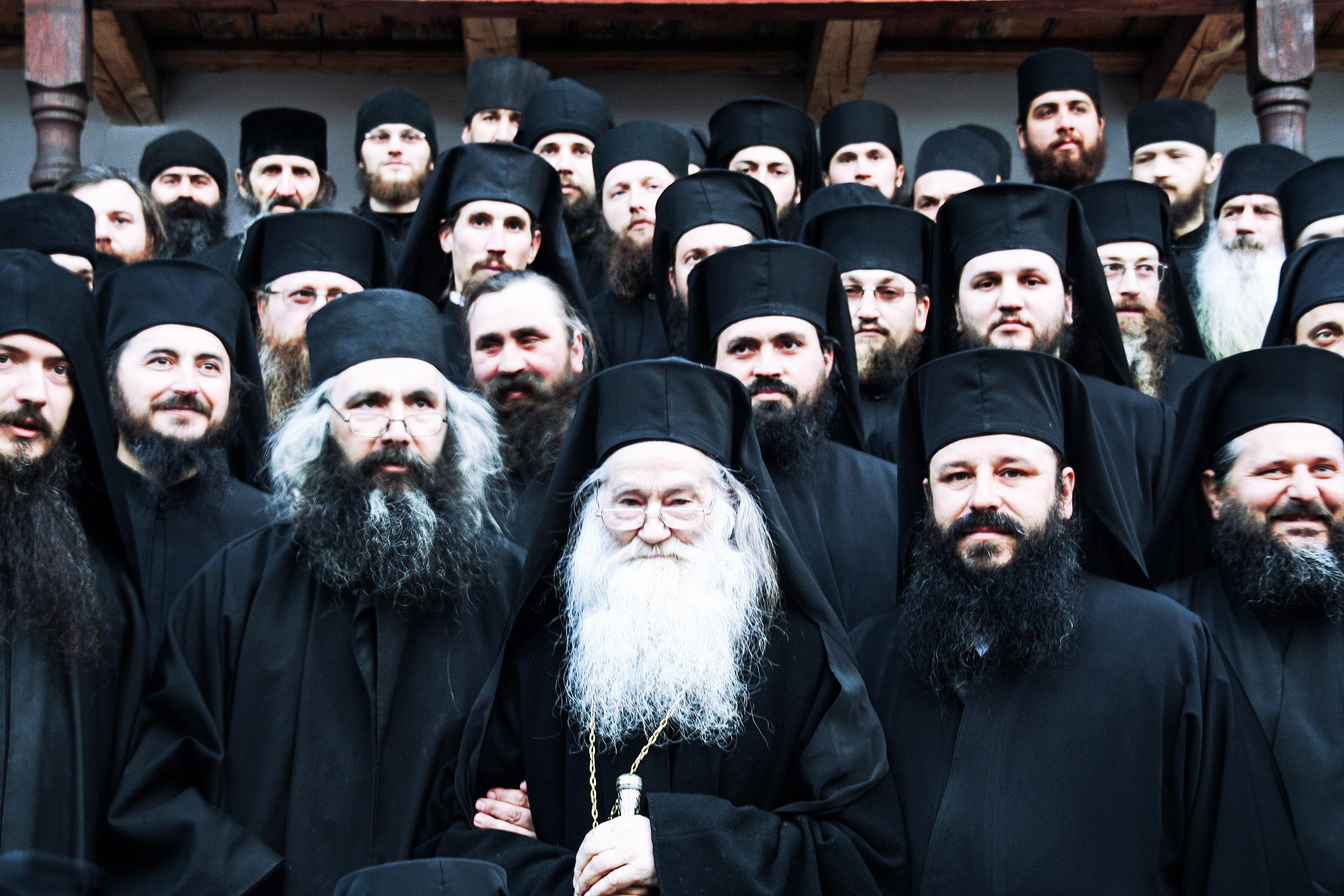 Părintele Justin – Rugăciunea de dezlegare la începutul Postului Mare (2009)