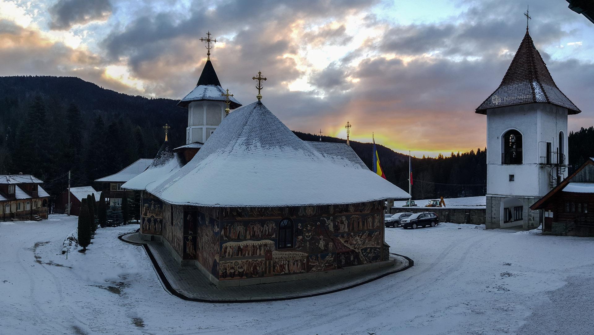 Mănăstirea Petru Vodă.2dec2015