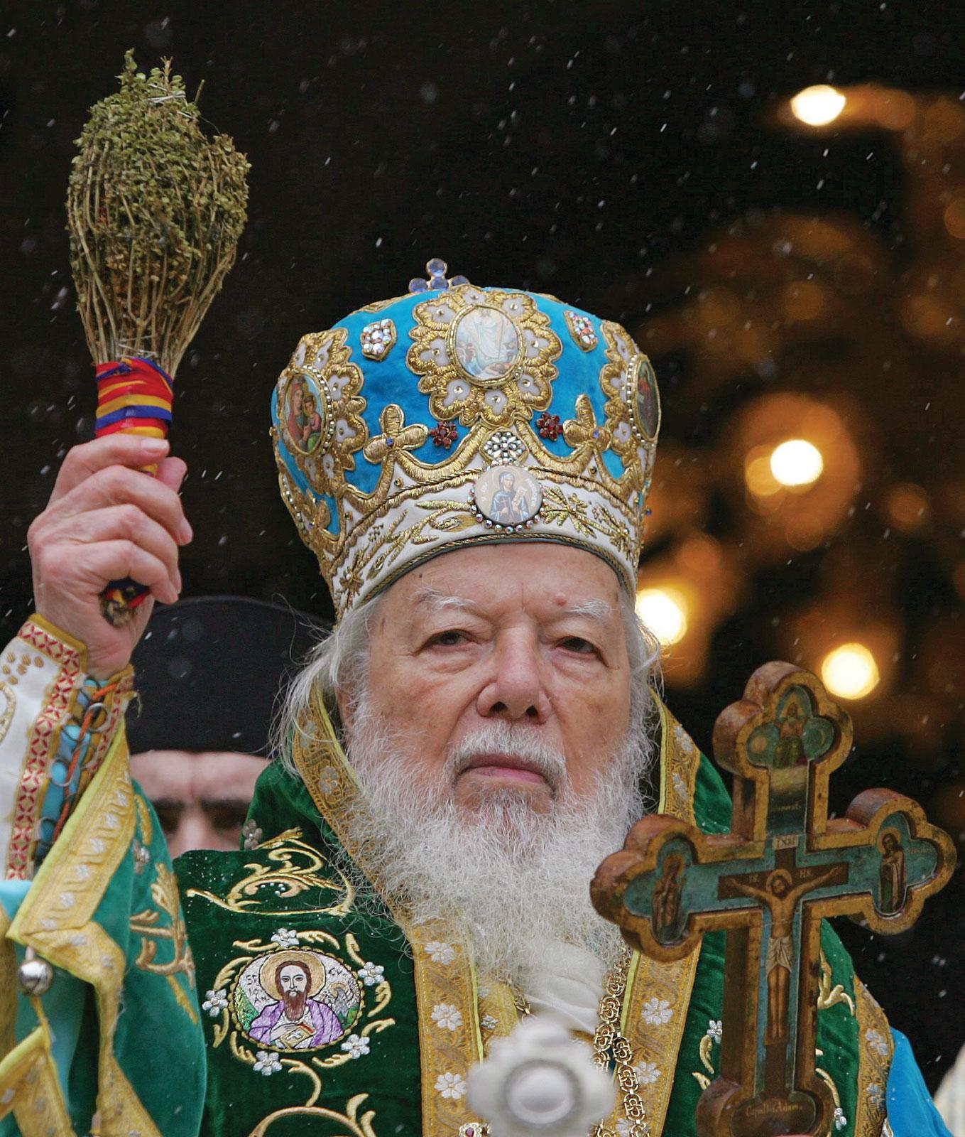Scrisoarea Patriarhului român Teoctist către Patriarhul rus Alexei II