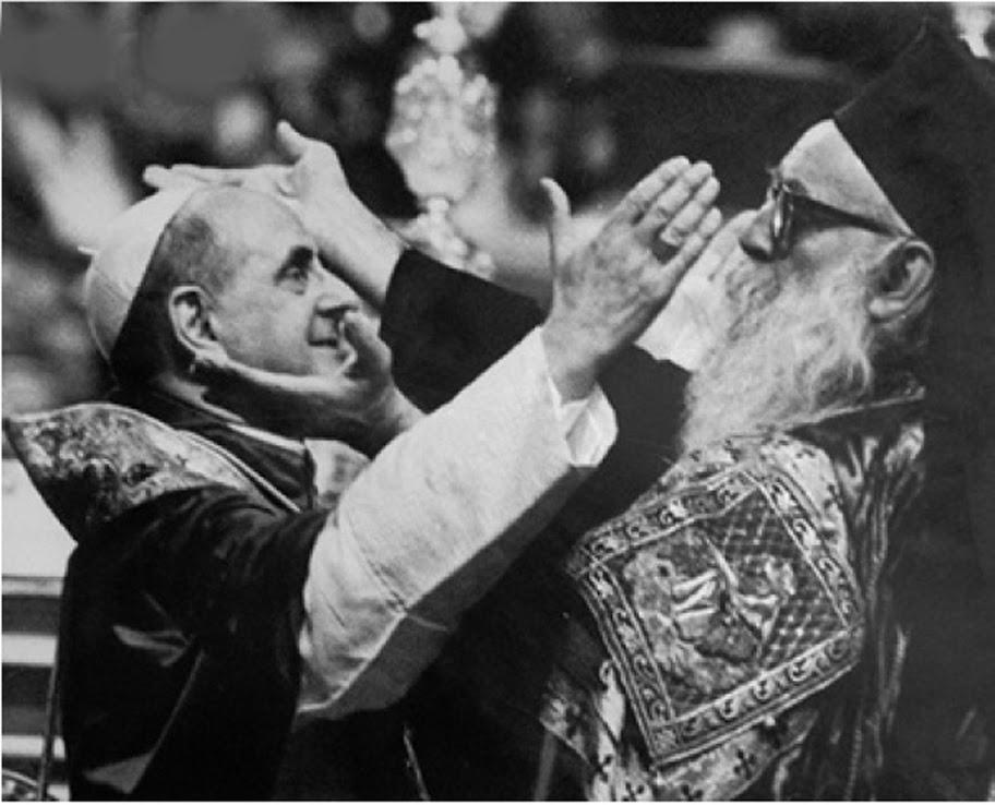 Arhim. Epifanie – Scrisoare către patriarhul ecumenic