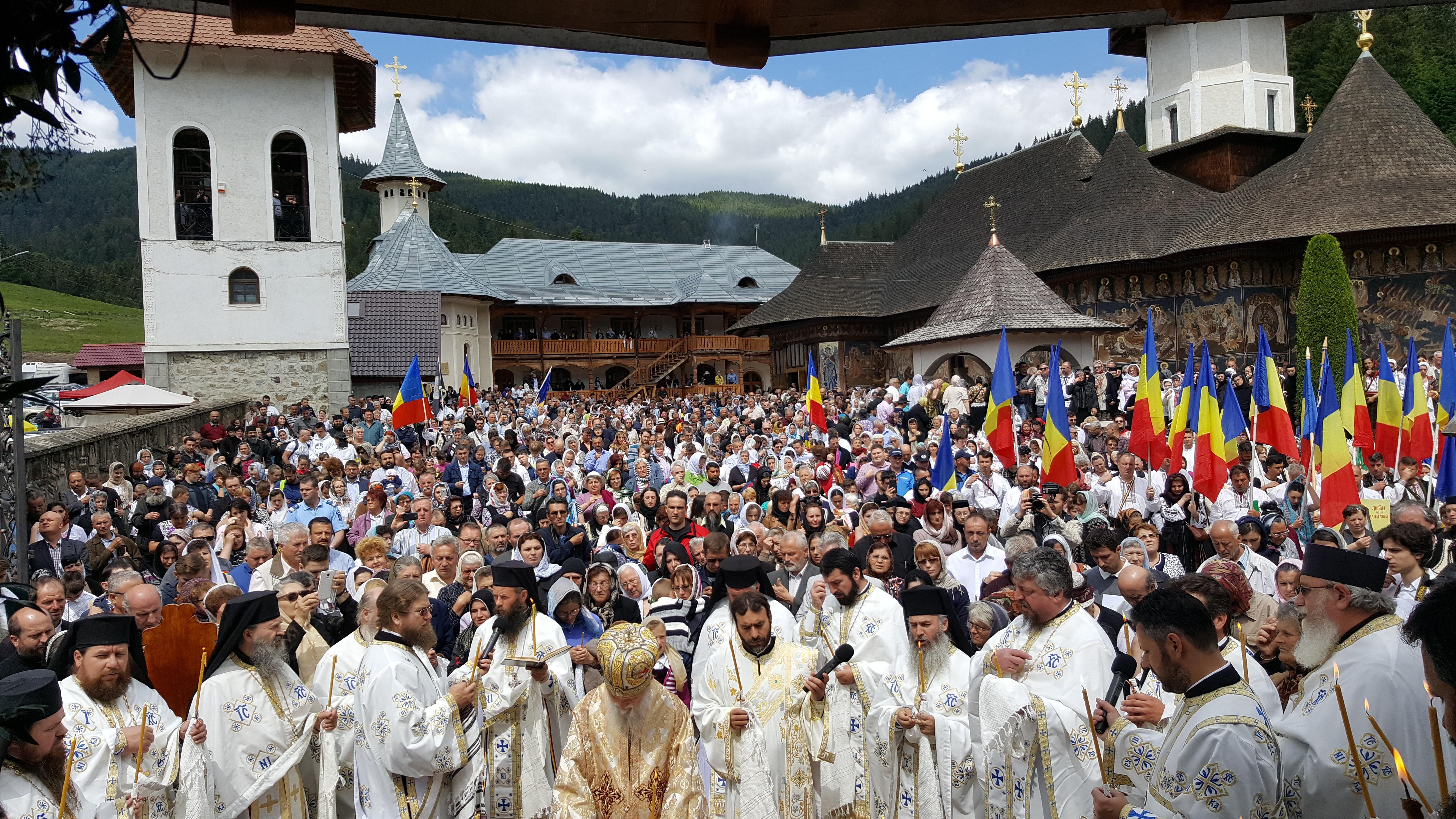 Omilii despre Creştinismul românesc la Mănăstirea Petru Vodă