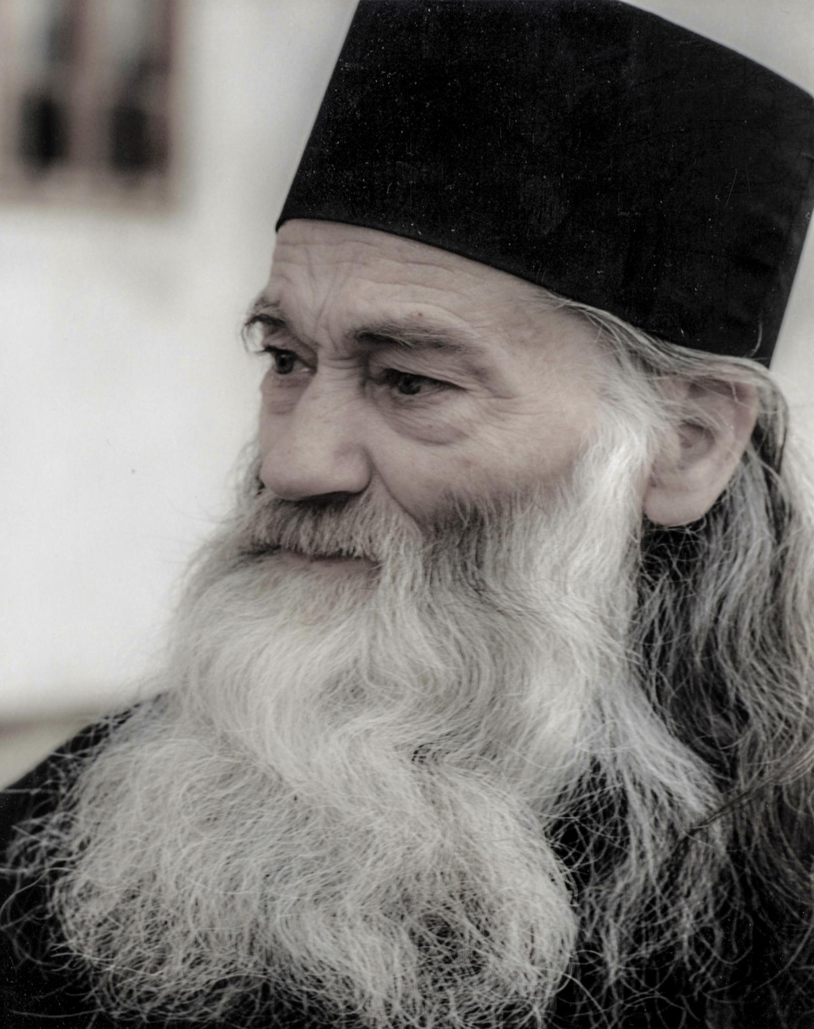 Înregistrări video cu Părintele Justin