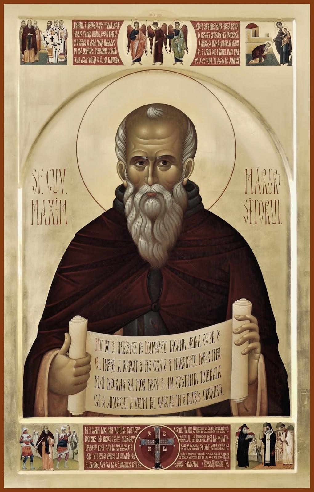 Sf. Maxim Mărturisitorul – Cine este Israil