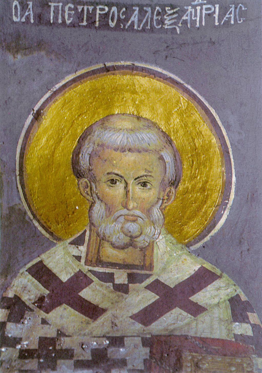 Sf. Sfinţit Mucenic Petru al Alexandriei despre cei ce bravează