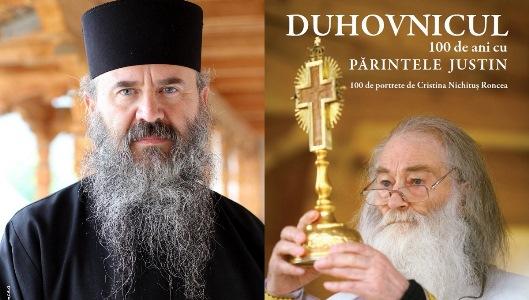 Interviu cu Părintele Hariton Negrea la centenarul naşterii Părintelui Justin Pârvu