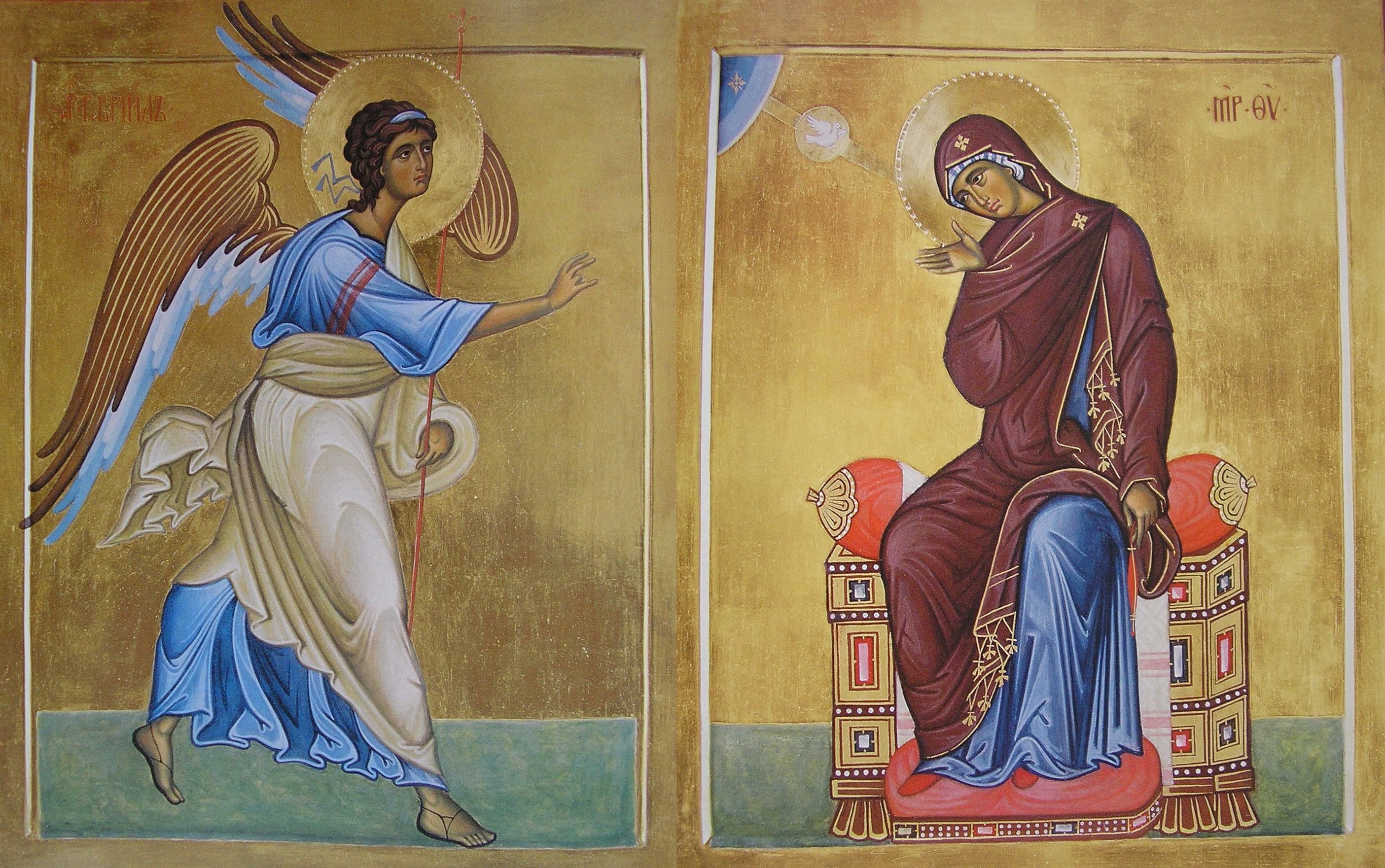 Sf. Fotie, Patriarhul Constantinopolei – Omilia a 5-a, la Buna Vestire a Prea-sfintei Născătoare de Dumnezeu