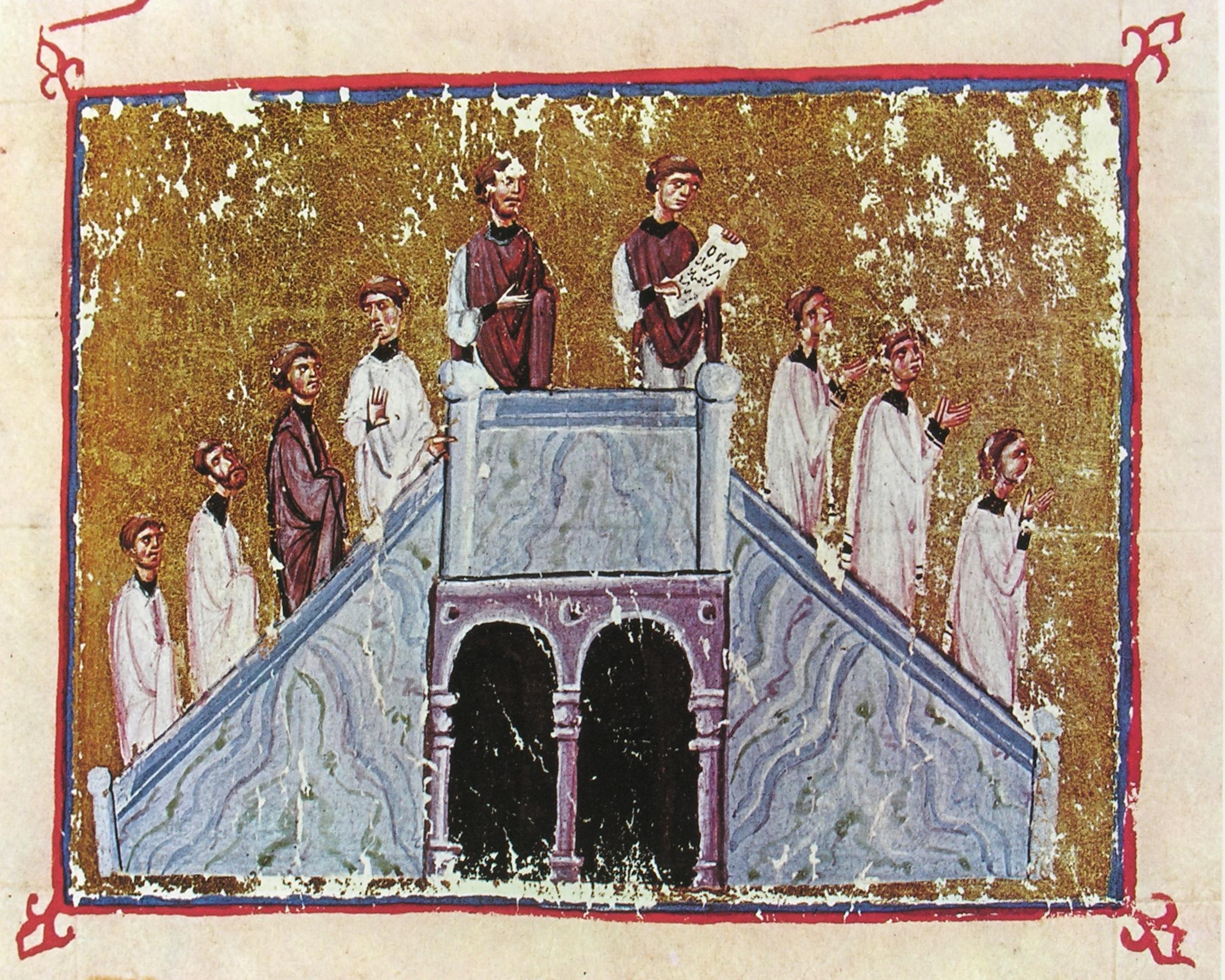 Elemente istorice şi melurgice ale Acatistului Bunei Vestiri
