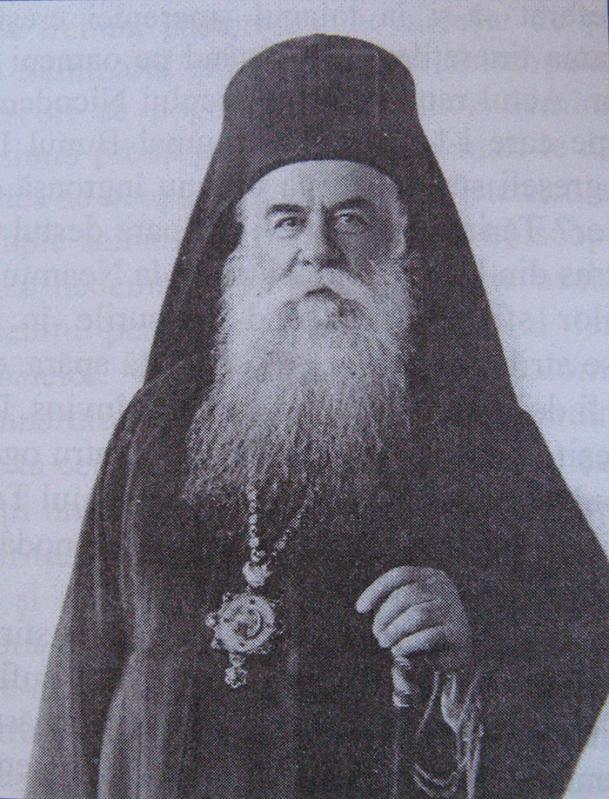 La pomenirea a 70 de ani de la săvîrşirea episcopului Valerie Moglan