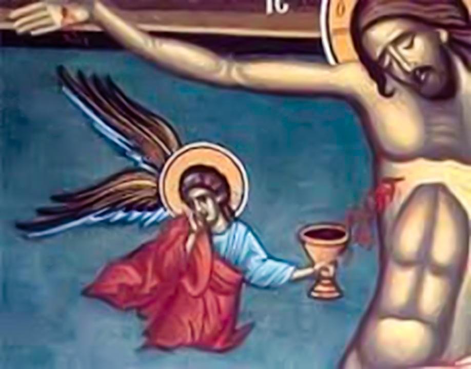 scădere în greutate cu Iisus