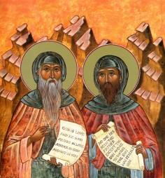 Avva Varsanufie cel Mare, ucenicul Avvei Isaia