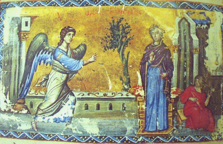 Sf. Theofan Zăvorîtul – La Buna Vestire a Prea-sfintei Născătoare de Dumnezeu