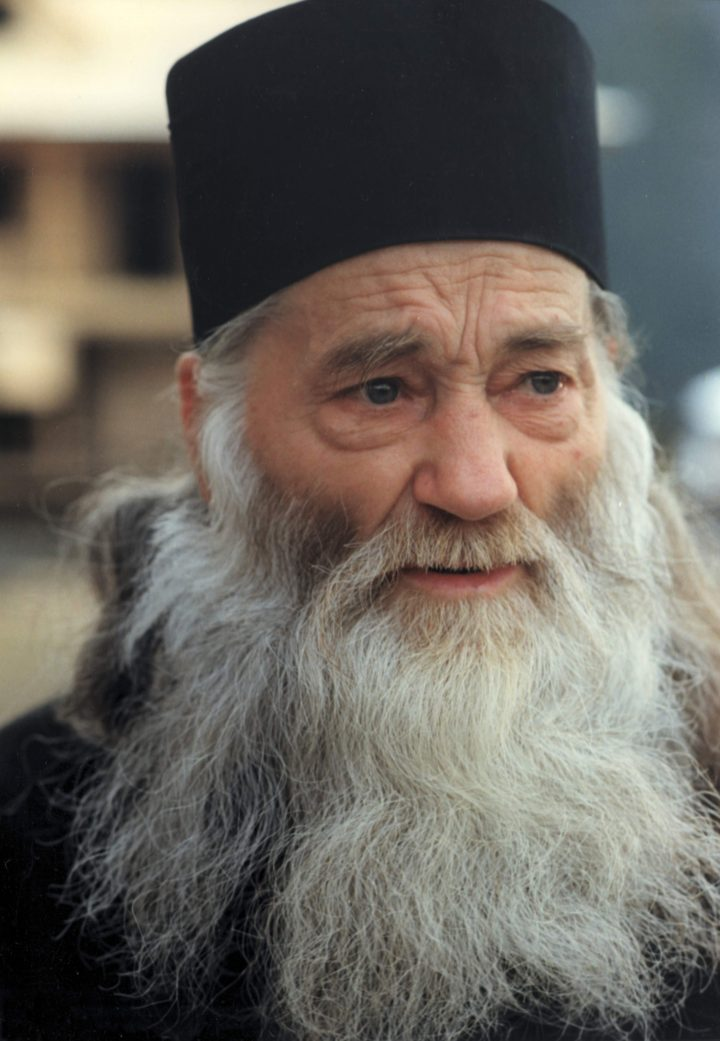 Părintele Justin Pârvu – Discernămînt şi smerenie