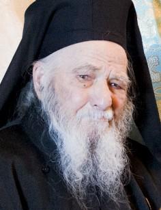 Parastas pentru Părintele Paulin Mărturisitorul