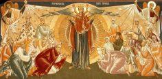 Axion la Liturghia Învierii (2016)