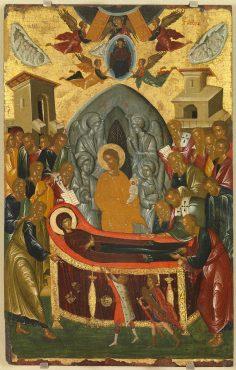 Prohodul Maicii Domnului, tradus de Sfîntul Ioan Iacob