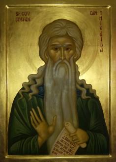 12 Mai: Pomenirea Avvei Ştefan Thiveul, ucenicul Sfîntului Antonie cel Mare