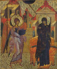 Sf. Theodor Studitul – Cateheza 65. Despre feciorie. La Buna Vestire