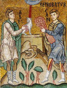 Sf. Chiril al Alexandriei – Despre Cain şi Abel