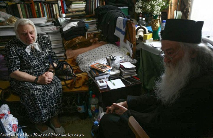 Aspazia Oțel Petrescu despre o proorocire a Părintelui Justin