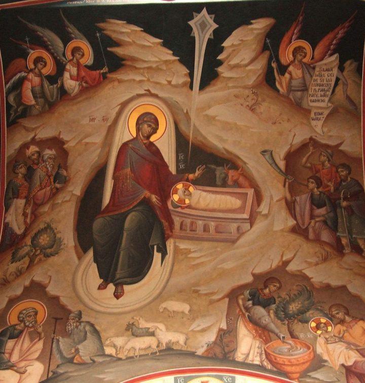 Sf. Grigorie de Nazianz – Cuvînt la Arătarea lui Dumnezeu, adică la Naşterea Mîntuitorului