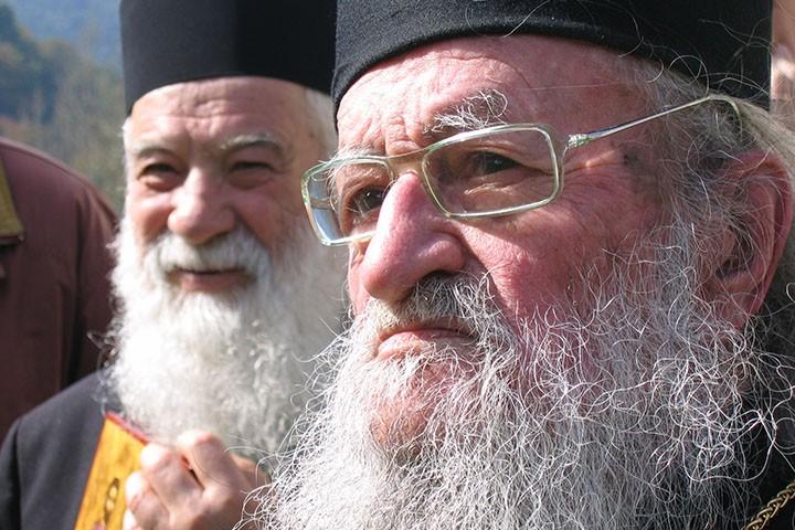 Părintele Justin Pârvu s-a întîlnit în veşnicie cu duhovnicul său, Părintele Zenovie Ghidescu