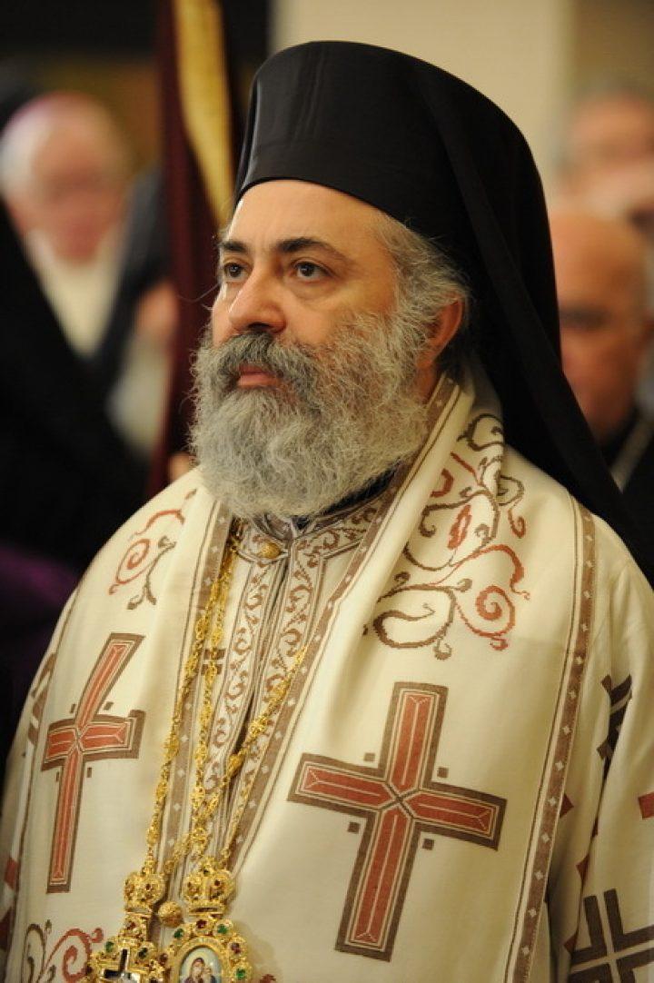 Scrisoare deschisă a IPS Pavel de Alep către toţi ierarhii Bisericii Ortodoxe