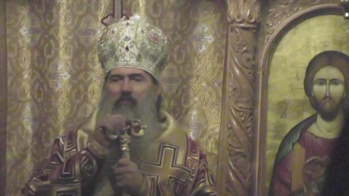 Cuvîntul Arhiepiscopului Theodosie al Tomisului la ziua de naştere a Părintelui Justin Pârvu, 10 Februarie 2013