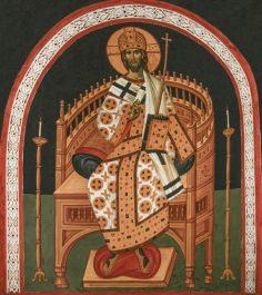 Sf. Nicodim Aghioritul – Cuvânt de laudă pentru arhierie