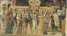 Sfîntul Grigorie Palama – La intrarea în Sfânta Sfintelor şi despre viaţa după chipul lui Dumnezeu petrecută acolo a Preacuratei Stăpânei noastre de Dumnezeu Născătoarei şi Pururea-Fecioarei Maria. Omilia 53