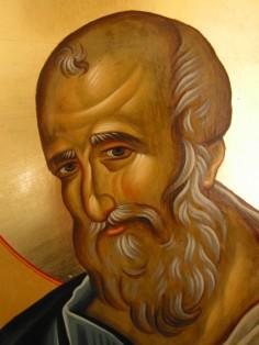 Sfîntul Ioann, Apostolul iubirii, despre limita ospitalităţii