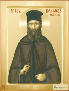 """Sf. Ioan Iacob – """"O, om!"""""""