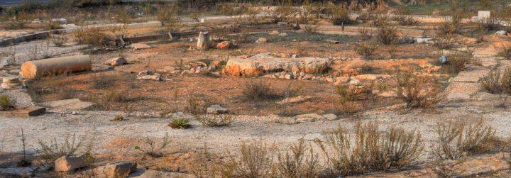 Kathisma, locul odihnei Maicii Domnului în drum spre Bethlehem