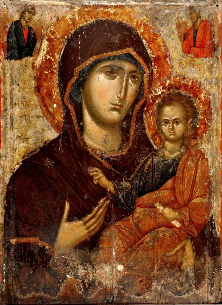 Pr. Dumitru Stăniloae – Iubirea veşnică a Maicii Domnului pentru Fiul ei şi pentru umanitate